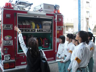 集合研修之消防训练